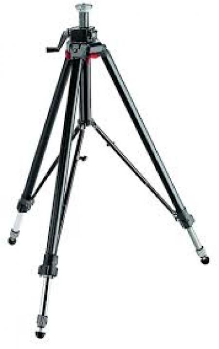 Manfrotto Tripod Triaut Camera Tripod - Black